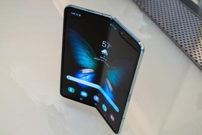 Samsung Galaxy Fold launch will be announced in a few weeks