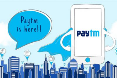 Paytm gets the support of BHIM