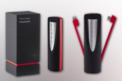This mobile power bank will charge a mobile charge soon within a blink