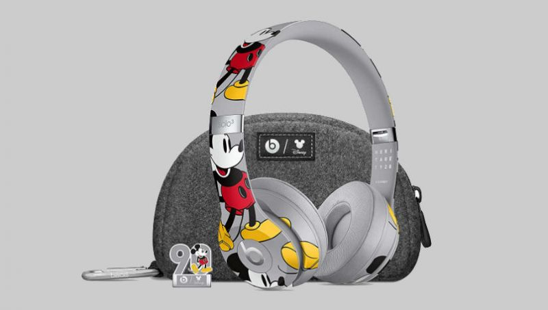 Apple Launches Beats Solo 3 Wireless Limited Mickey Mouse Edition On 90th Anniversary Of Iconic Character News Track Live Newstrack English 1