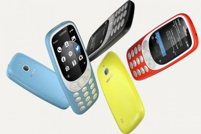 3G model of Nokia 3310 can be pre-order