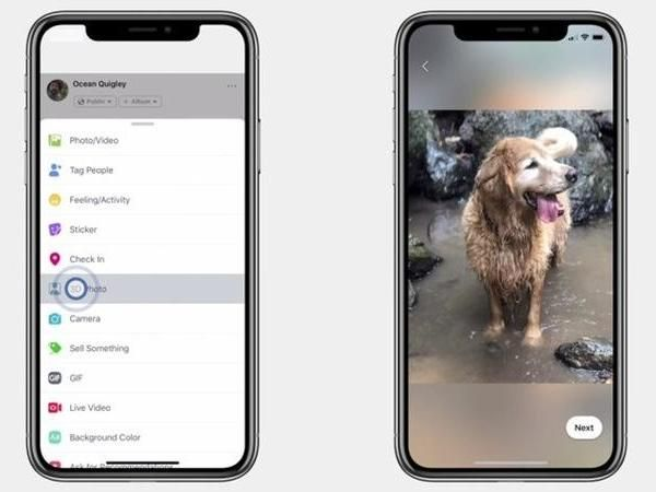 Use Facebook 3D Photo feature in 3 steps  from your phone