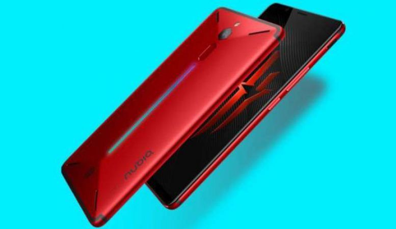 Nubia Red Magic to Launch in India After Diwali having Price Below Rs. 30000
