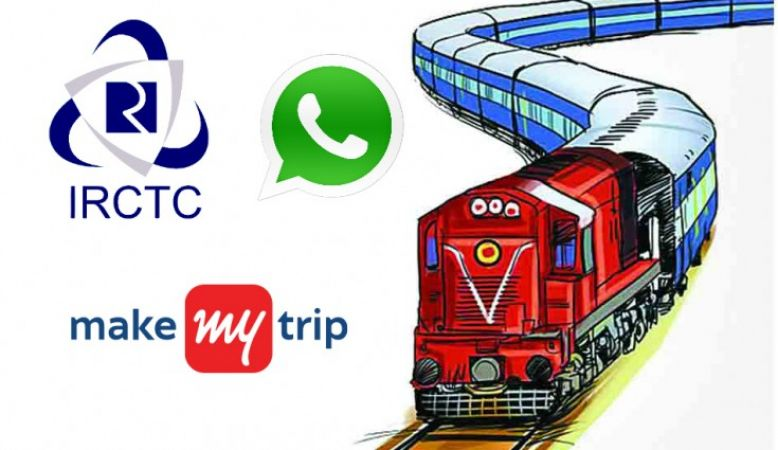 Check your PNR and Live Train Status in WhatsApp