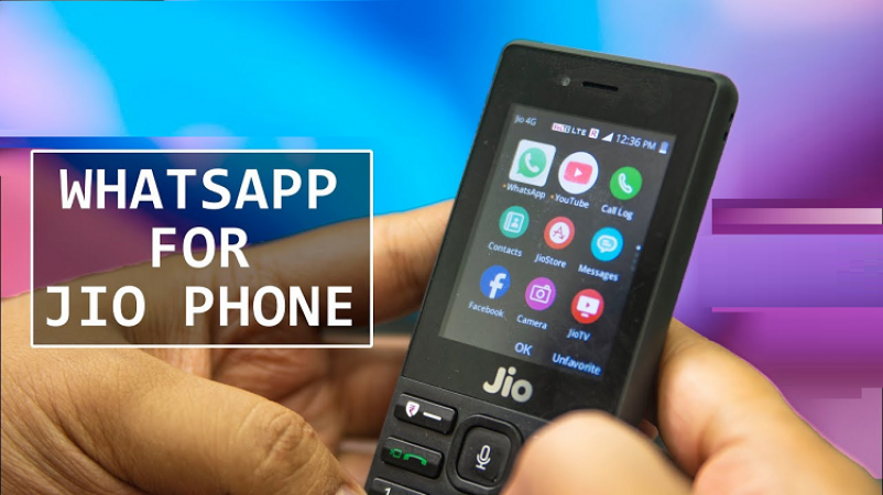 Whatsapp launched on Jio Phone, know the steps to download