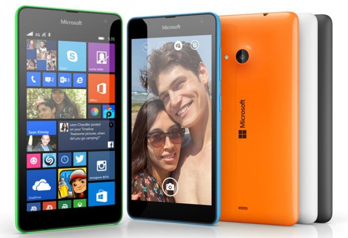 जल्द भारत में लॉन्च होगा माइक्रोसॉफ्ट लुमिया 540 स्मार्टफोन