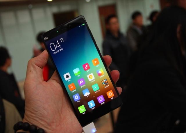 चीन के एप्पल ने उतारा ब्लैक ब्यूटी Mi Note फोन
