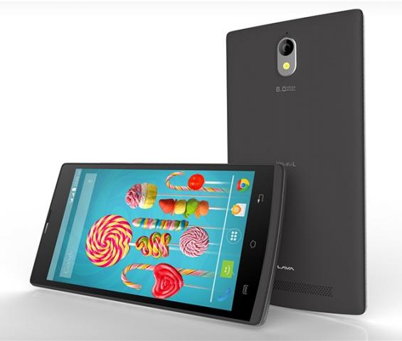 लावा ने Iris सीरीज नया स्मार्टफोन लॉन्च किया