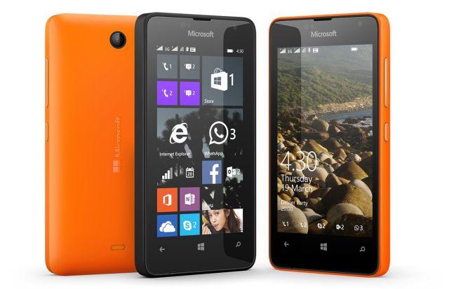 8GB इंटरनल मेमोरी के साथ लॉन्च हुआ लूमिया का सबसे सस्ता स्मार्टफोन