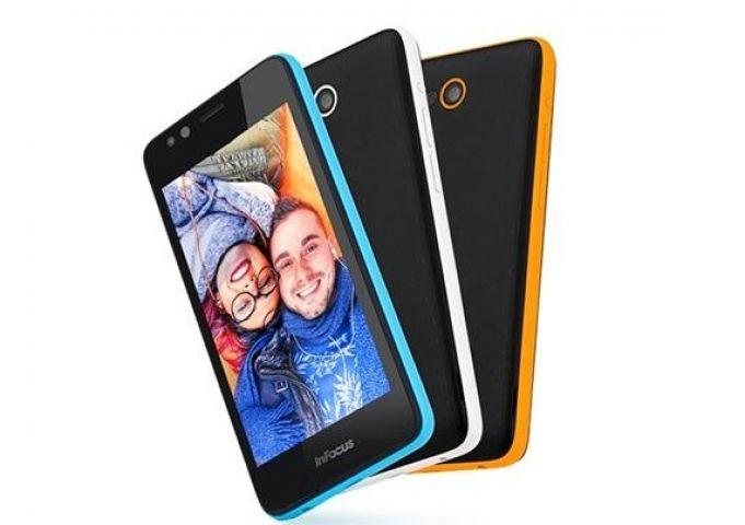 इनफोकस ने लांच किया 5,499 रुपये में स्मार्टफोन
