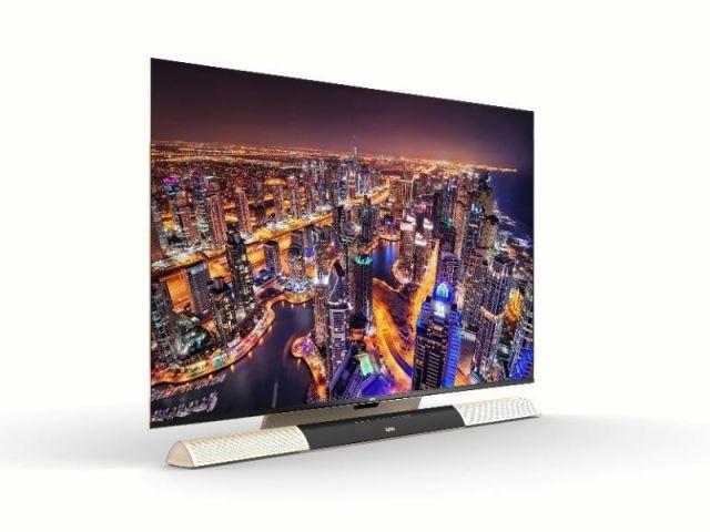 Letv कम्पनी ने CES में लॉन्च किया 65 इंच का सबसे पतला टीवी