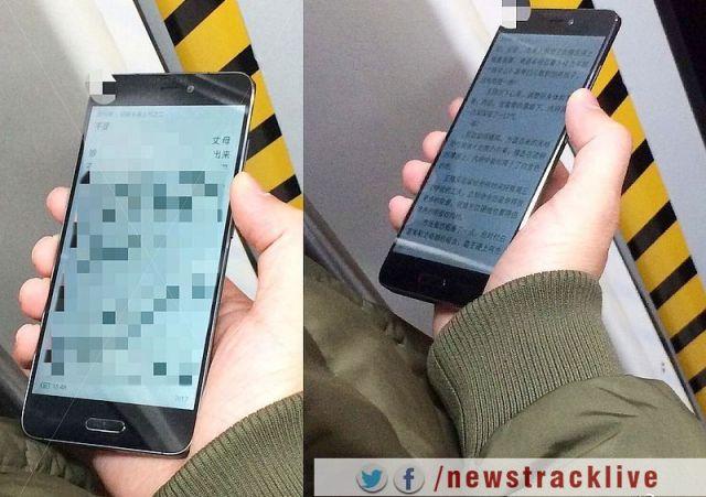 Mi5 स्मार्टफोन के डिजाइन हुए लीक