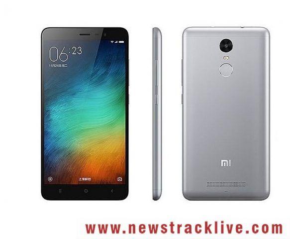 16MP कैमरे के साथ लॉन्च Redmi Note 3 स्मार्टफोन