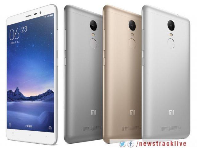 Redmi Note 3 स्मार्टफोन भारत में जल्द होगा लॉन्च