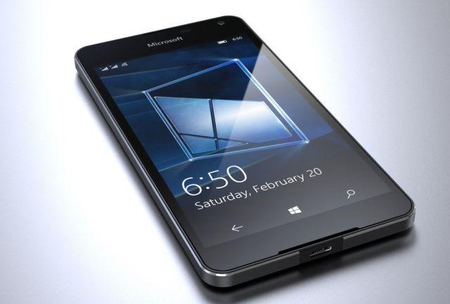 माइक्रोसॉफ्ट Lumia 650 स्मार्टफोन लॉन्च होगा आकर्षक फीचर के साथ