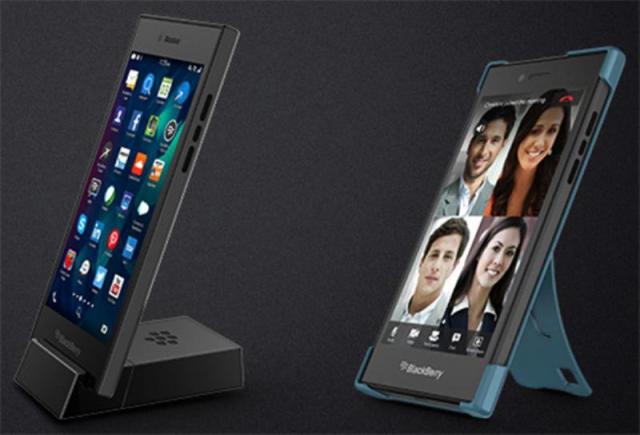 ब्लैकबेरी ने किया लॉन्च, नया स्मार्टफोन
