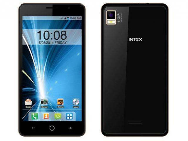 इंटेक्स ने लॉन्च किया एक्वा स्टार II HD स्मार्टफोन