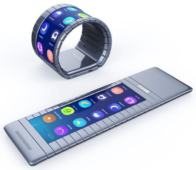 चीनी स्टार्टअप कंपनी लाएगी दुनिया का पहला फोल्डेबल स्मार्टफोन