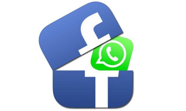 व्हाट्सएप्प ने मना किया फेसबुक को