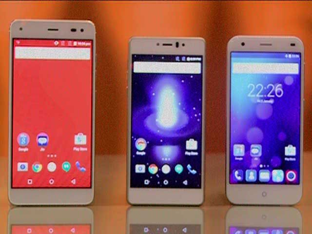 तीन महीने में बीके 3.5 करोड़ मोबाइल फ़ोन,LYF आ गया चौथे नंबर पर