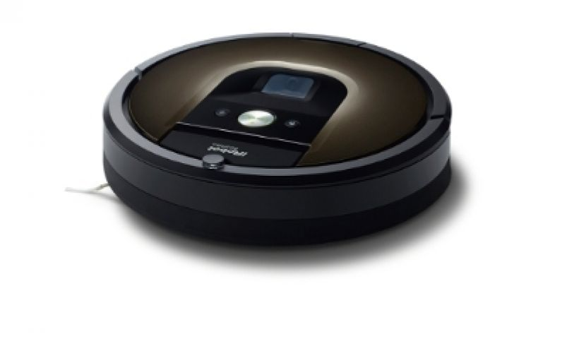 आईरोबोट ने लांच किया नया शानदार वैक्यूम क्लीनर रूमबा 980