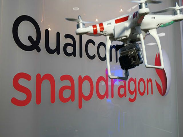ड्रोन बाज़ार में क्वालकॉम की दस्तक, बनाया पहला ड्रोन चिप