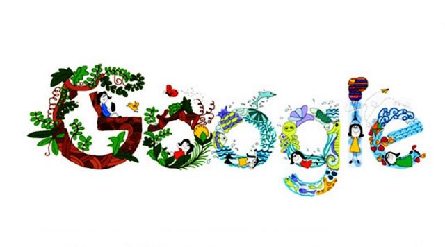 डूडल फॉर गूगल की विजेता बनी 11 साल की अन्विता