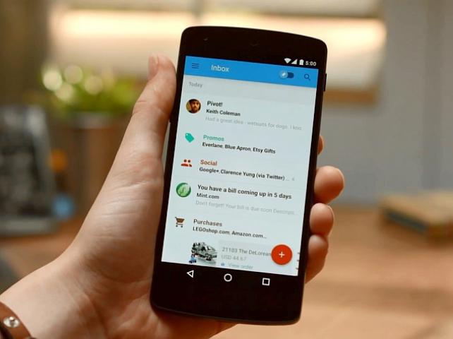 Good News  : गूगल ने लांच किया Inbox एप