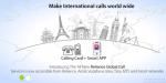 Reliance Global Call introduces an international calling app