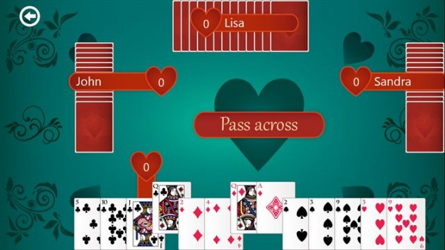 कार्ड गेम खेलने वालो के लिए आया नया गेम Hearts Deluxe