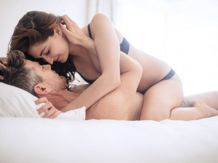 Try these new sex positions for a thrilling sex