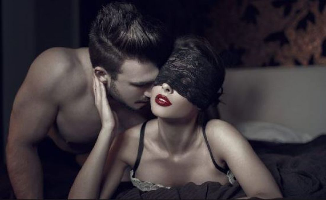 Try Blindfold Sex To Spice Up Your Sex Life