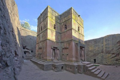know amazing thongs about 800-year-old 'Churches of Lalibela'