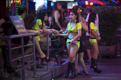 थाईलैंड की रंगीली रात और जिस्म के धंधे के पीछे का खतरनाक सच