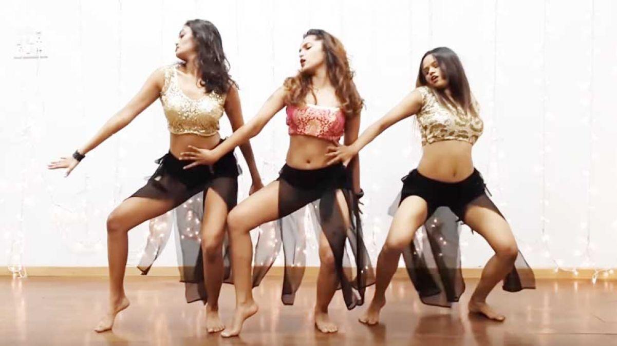 कैट-अनुष्का के गाने पर इन लड़कियों ने मचाया ग़दर, लाखों बार देखा गया वीडियो