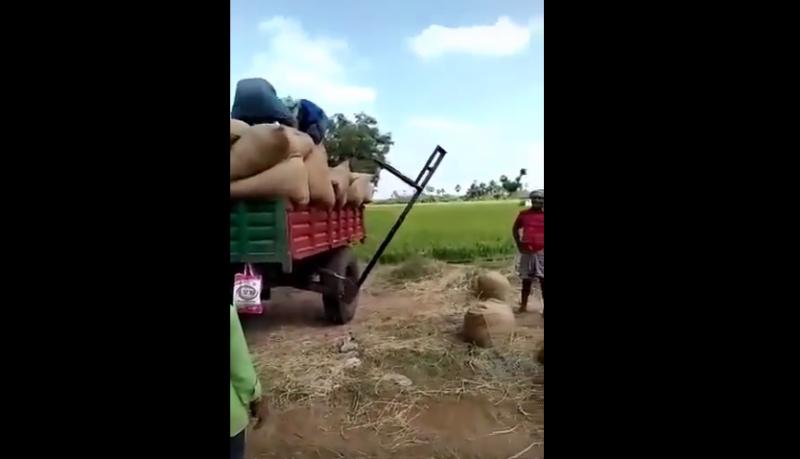 भारत के जुगाड़ू लोगों का यह वीडियो हिला देगा आपका दिमाग