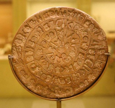 No one has solved the mystery this mysterious 4000 years old disc