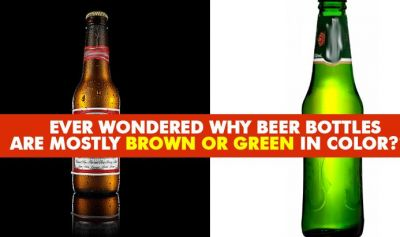 क्या आप जानते हैं शराब की बोतल हरे रंग की ही क्यों होती है!