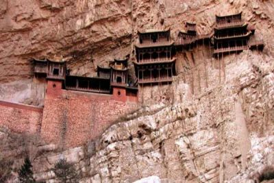 यहां हवा में लटके हैं 1500 साल पुराने मंदिर...