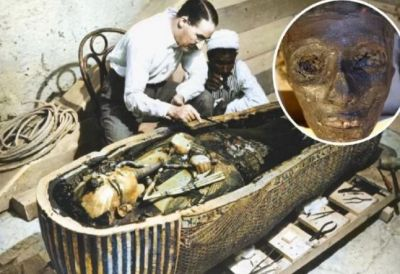 This mummy has killed many people, history is 3200 years old