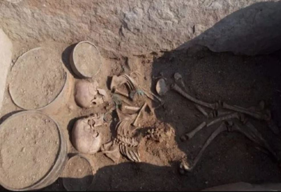 4000-Year-Old Mysterious Skeleton Shakes This Country, Scientists also get amazed!