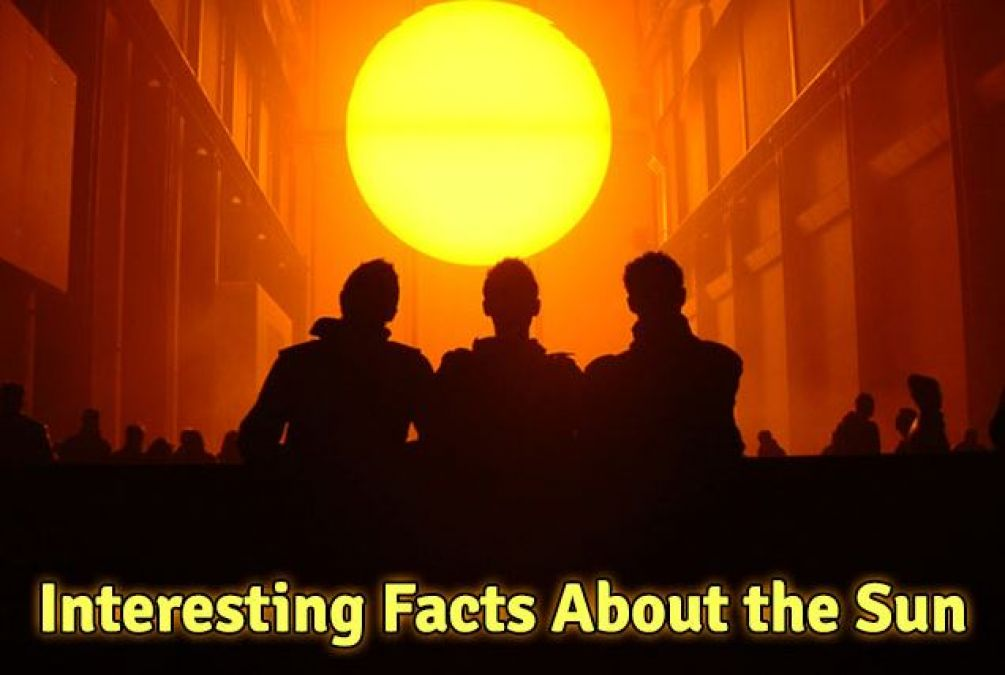 Every Second Sun diminishes in weight that too 50 Million Tons, Read Interesting Facts!