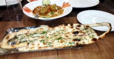 Jaipur based restaurant serves Covid curry and Mask Naan
