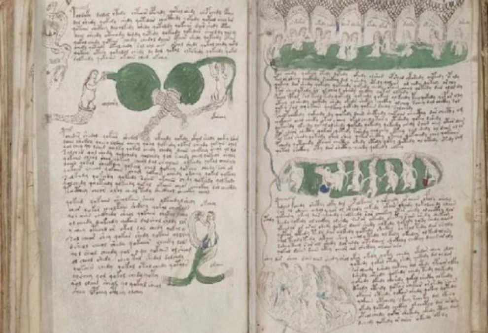 No one ever read this mysterious book, has 600 years old history!