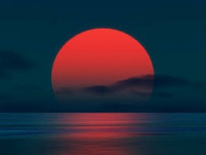 Due to this reason, sun appears red when rises and sets