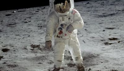 Neil Armstrong's footprints still exist on the moon!
