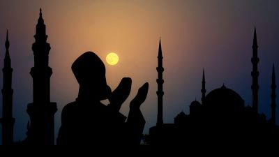 Ramadan completes after seeing the moon of Shawwal