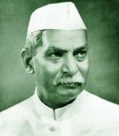 Former President Dr Rajendra Prasad used to take only 25% of his salary