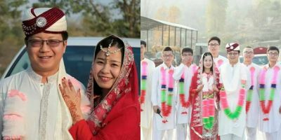 This Chinese Couple Married With Pakistani Custom, Know What's The Case