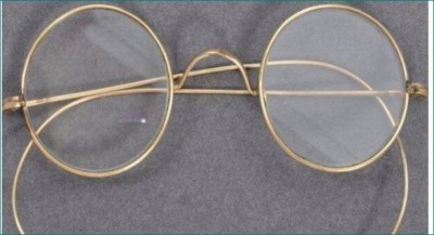 Pair of Mahatma Gandhi's glasses sold for Rs 2.55 crore